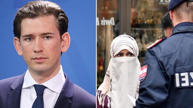 "Austria's parliament has approved a law to ban girls in primary schools from wearing religious headscarves after Chancellor Sebastian Kurz leant his support to the bill as part of his war against ""political Islam."""