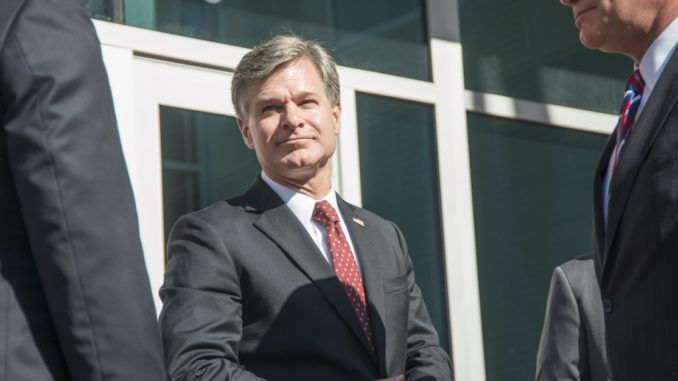FBI Director Wray refusing to cooperate with AG Barr's Spygate investigation