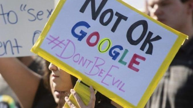 Google faces huge anti-conservative lawsuit