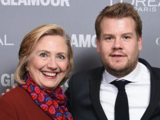James Corden says all the people he likes and respects don't like Trump