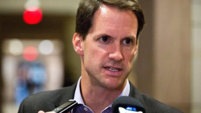 """Democratic Connecticut Rep. Jim Himes appeared on CNN and admitted his """"lizard brain"""" wants """"bad things"""" to happen to President Trump."""