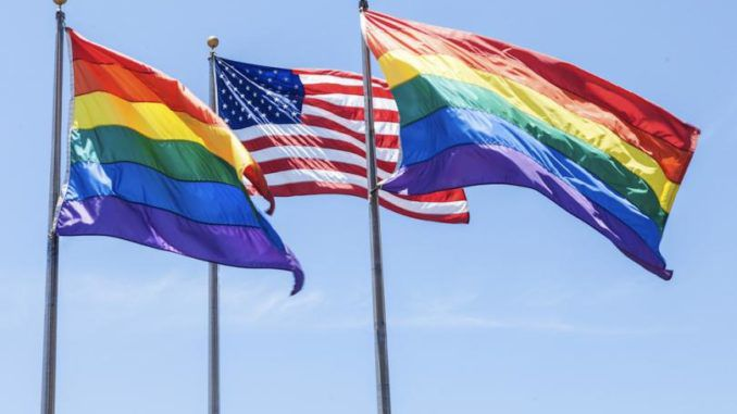 US Embassies around the world have reportedly decided to ignore State Department directives and fly the rainbow flag during Pride Month.