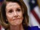 Nancy Pelosi tells Democrats she wants to see President Trump in prison