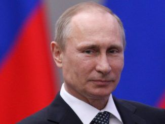 Putin says Russia's aggressiveness is an illusion perpetrated by the West