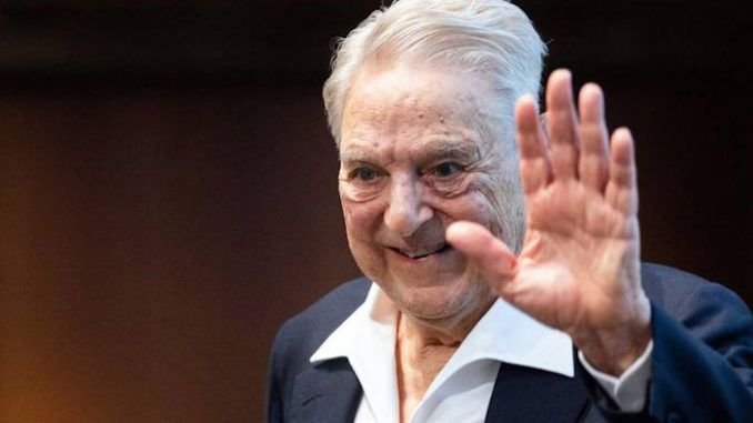 Soros-backed group caught lobbying to financially blacklist conservatives