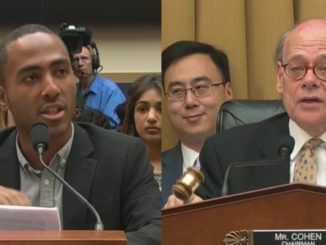 Coleman Hughes told a congressional hearing that Americans must not be forced to pay reparations to the descendants of slaves.