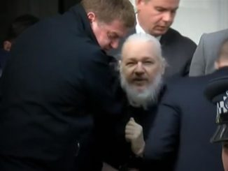British government sign extradition order to send Julian Assange to USA