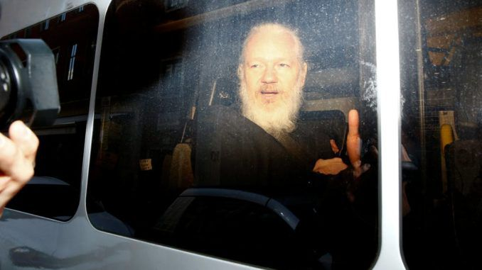 Assange lawyer says Pentagon, not White House, trying to destroy WikiLeaks founder