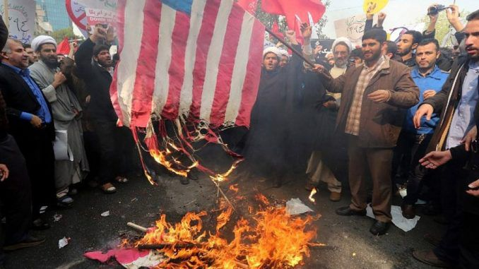 President Trump gets behind move to outlaw U.S. flag burning
