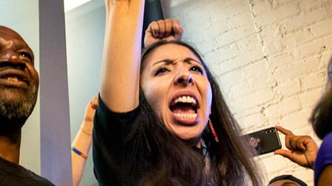 """Newly elected Democratic Socialist Candi CdeBaca has gone on the record stating that """"we know capitalism doesn't work"""" and she is """"excited to usher"""" in communism """"by any means necessary."""""""