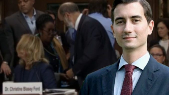 Democrat staffer sentenced to 4 years in prison after doxxing Republican senators during Kavanaugh hearing