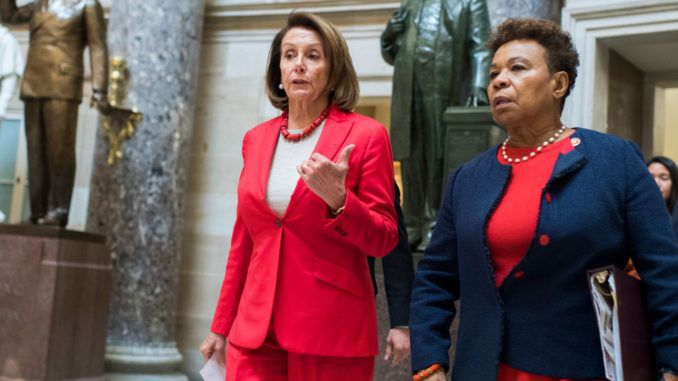 Democrats pass bill to stop Trump from declaring war without their permission