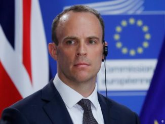 Dominic Raab says Conservative party is toast unless it delivers Brexit