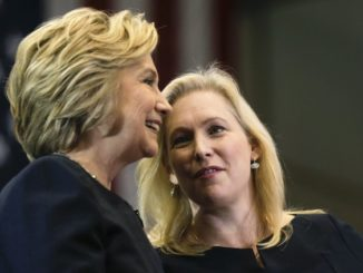 Gillibrand says Hillary Clinton was the most qualified person to ever run for President