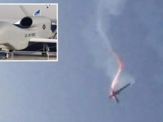 Russia claims downed US drone was actually over Iranian airspace