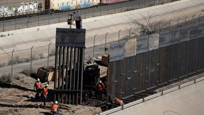 Federal judge blocks Trump admin from using military funds to construct border wall