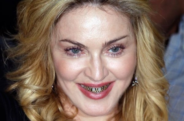 Madonna: 'Lack of Gun Control in America' is 'Frightening'