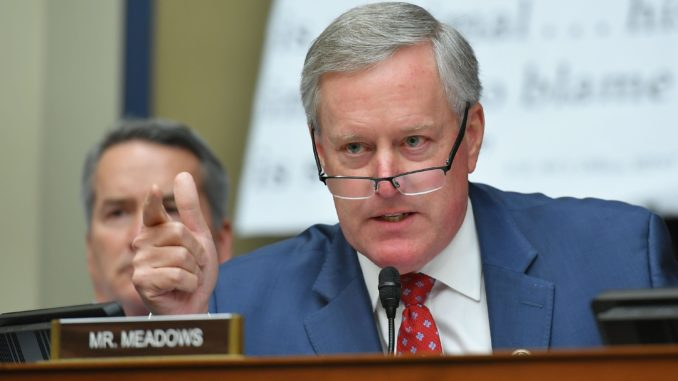 Rep. Mark Meadows warns indictments coming for Spygate perpetrators