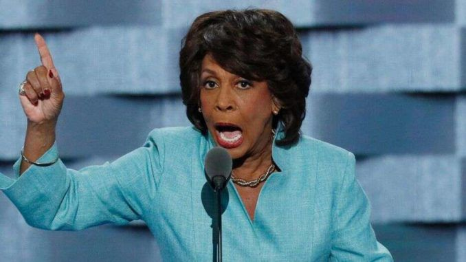Maxine Waters' hate for Trump runs so deep she's willing to take sides with Iran