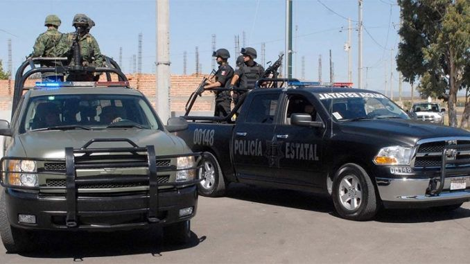 Mexican military deployed throughout the country has begun targeting foreigners hitching rides aboard trains headed to the US border.