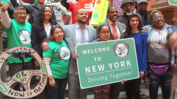 New York State Assembly passes bill allowing illegal immigrants to obtain driver's licenses