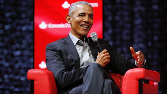 "Former president Barack Obama has warned there are ""fake"" videos bearing a likeness of himself that could alter our understanding of reality."