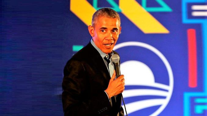 Barack Obama misquotes the constitution to trash the United States during Brazil speech