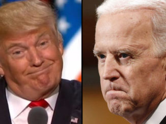 Students from Marymount University slammed a series of quotes they thought were from President Trump, only to learn they were Biden quotes.