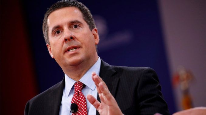 Rep. Nunes warns witnesses that big trouble is coming for FBI counterintelligence department