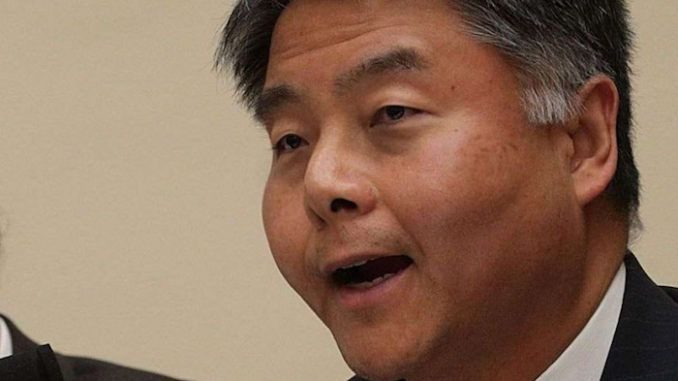 Ted Lieu vows to destroy Trump admin in court and drag Hope Hicks back into Congress