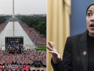 AOC mocked after claiming Trump's 4th July event was poorly attended