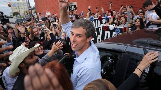 Democratic presidential candidate Beto O'Rourke confessed Sunday that both he and his wife Amy have slave owning ancestry.