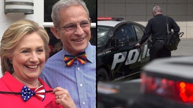 Major Democrat donor Ed Buck accused of sex trafficking
