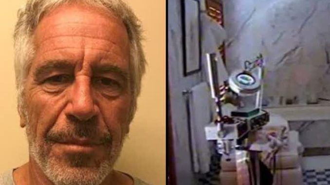 Epstein begs judge for bail so he can return to creepy mansion