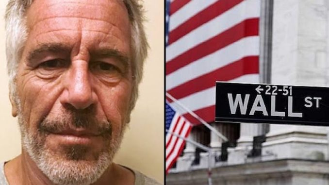According to law firm documents, Jeffrey Epstein chaired a $6.7 billion company that may have received a highly irregular and secret Federal Reserve bailout.