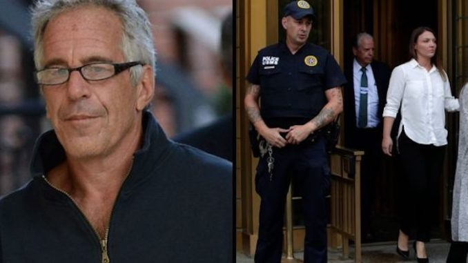 Jeffrey Epstein shipped himself a 53-pound shredder and a carpet and tile extractor, according to maritime records.