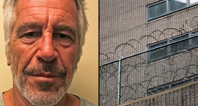Jeffrey Epstein attempts suicide in jail cell