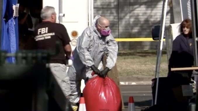 FBI agents investigating the illegal trade of body parts found buckets full of heads, arms and legs, refrigerated heaps of male genitalia and different people's body parts sewn together at a science lab in Arizona, according to reports.