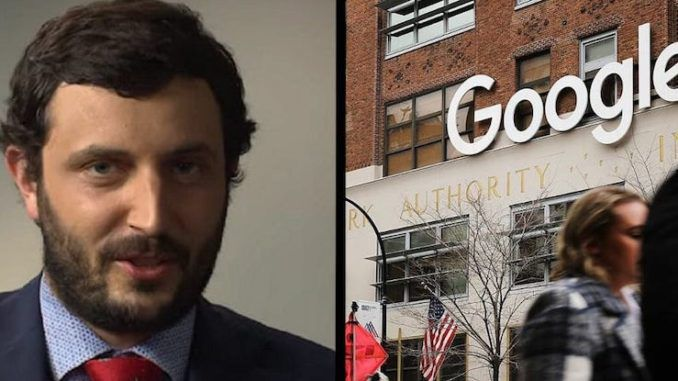 Senior Google engineer admits political bias at search giant