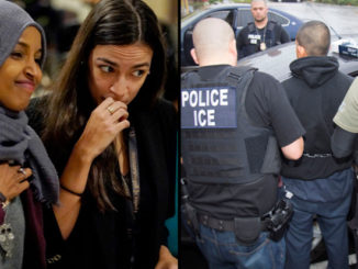 Poll finds that ICE are more popular with the public than AOC's squad
