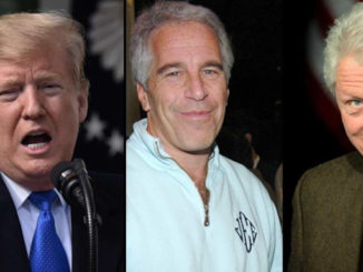 Trump issues Epstein challenge to the press, asks them to investigate who visited Orgy Island