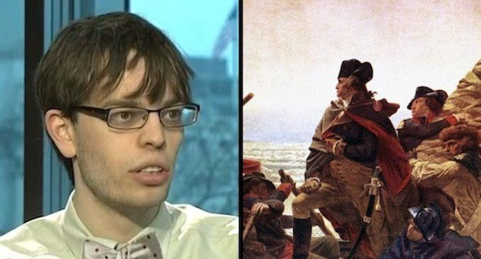 Vox journalist says American revolution was a mistake
