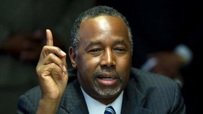 Ben Carson confirms Trump is not racist