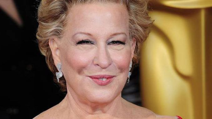 Actress Bette Midler pleads with Jack Dorsey to ban President Trump from Twitter