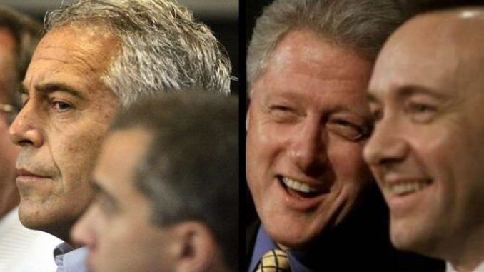 Bill Clinton denies having sexual relations with Epstein's victims