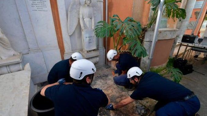 Thousands of bones discovered at Vatican as team searches for missing girl