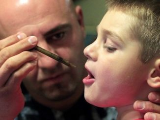 Study suggests cannabis oil can help reduce or eliminate epileptic fits in children