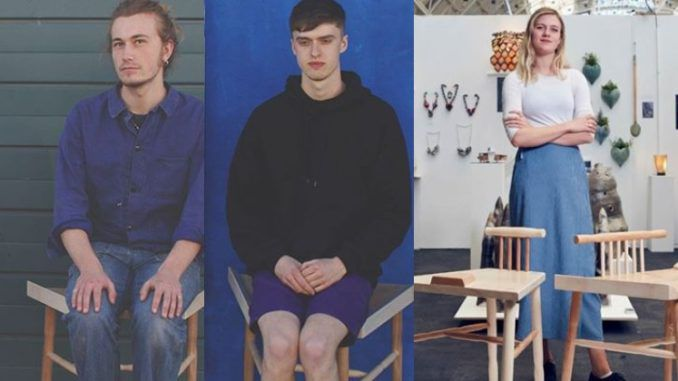 British woman designs chair to stop manspreading