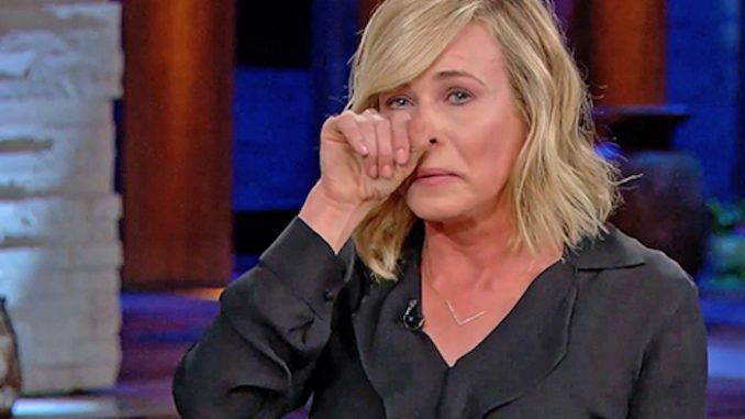 Talk show host Chelsea Handler says President Trump traumatizing babies for the rest of their lives after separating them from their parents.