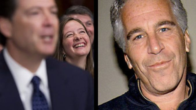 Prosecutor in 2019 Epstein case is James Comey's daughter